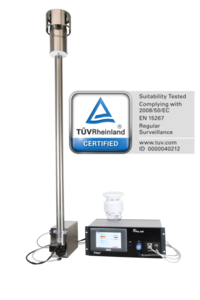 Fidas 200 E– Certified optical particulate analyzer with a separated optical cell
