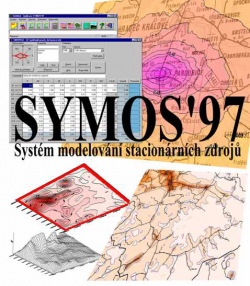 SW SYMOS'97 – dispersion model